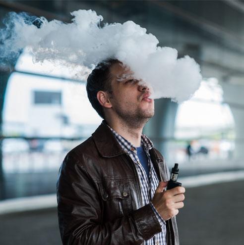 E-Cigarette & sevrage