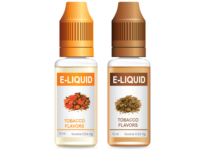 E-liquides gout tabac